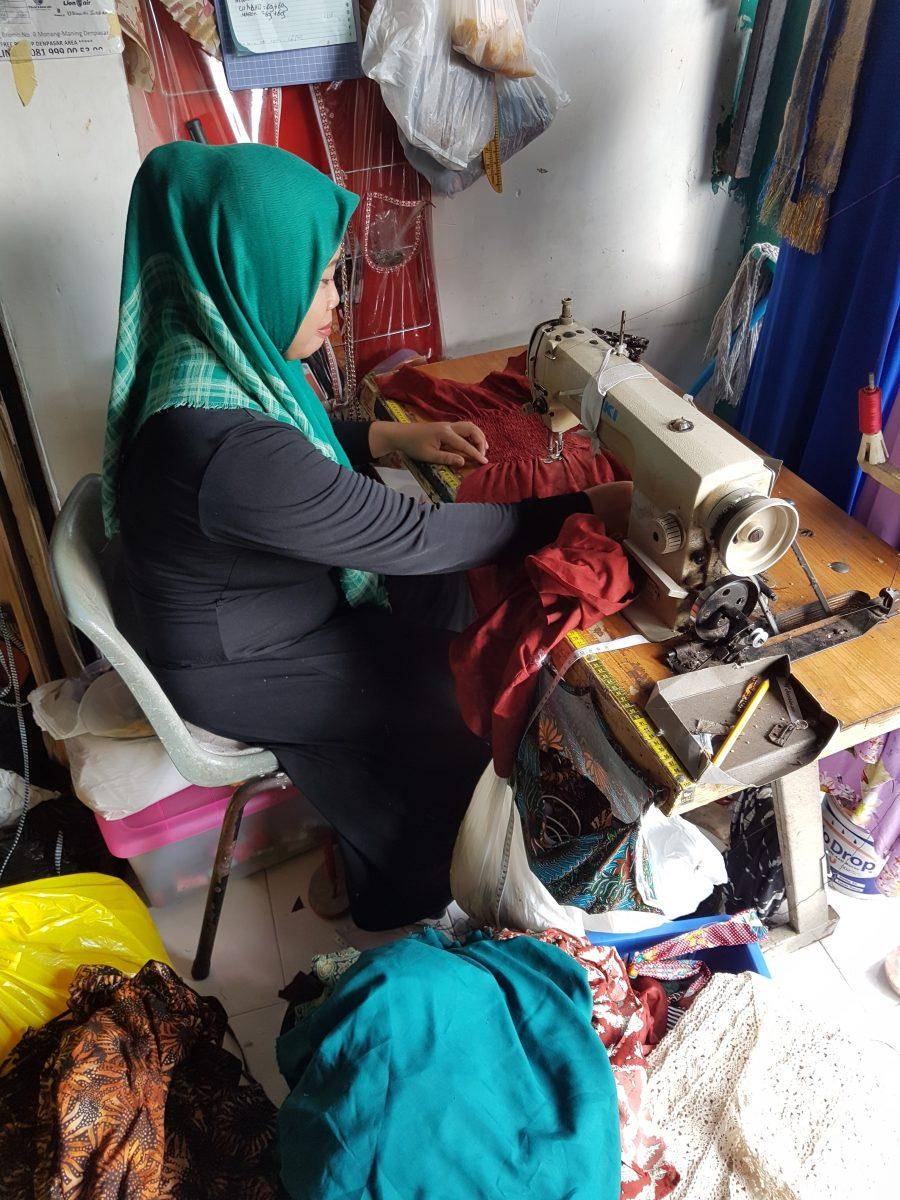 Fair Produzierte Boho Kleidung aus Bali