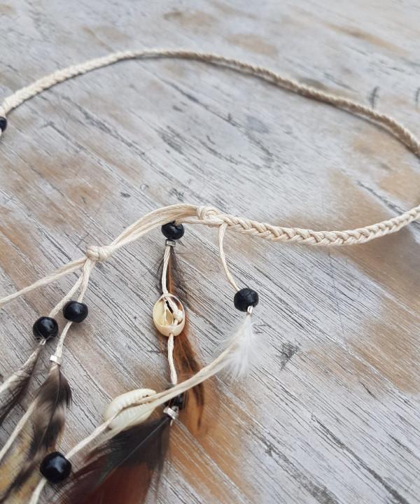 Pocahontas Hippie Boho Headband