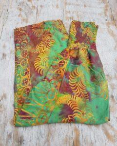 Boho Festival Pants Tie Dye Loose Wide Leg Pants