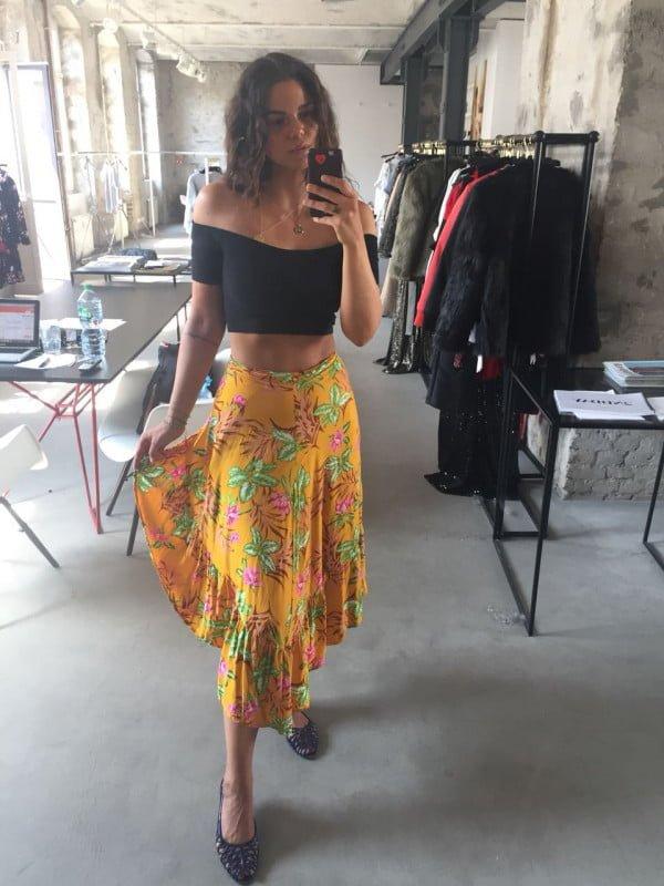 Gypsy Skirt Boho Girt Berlin