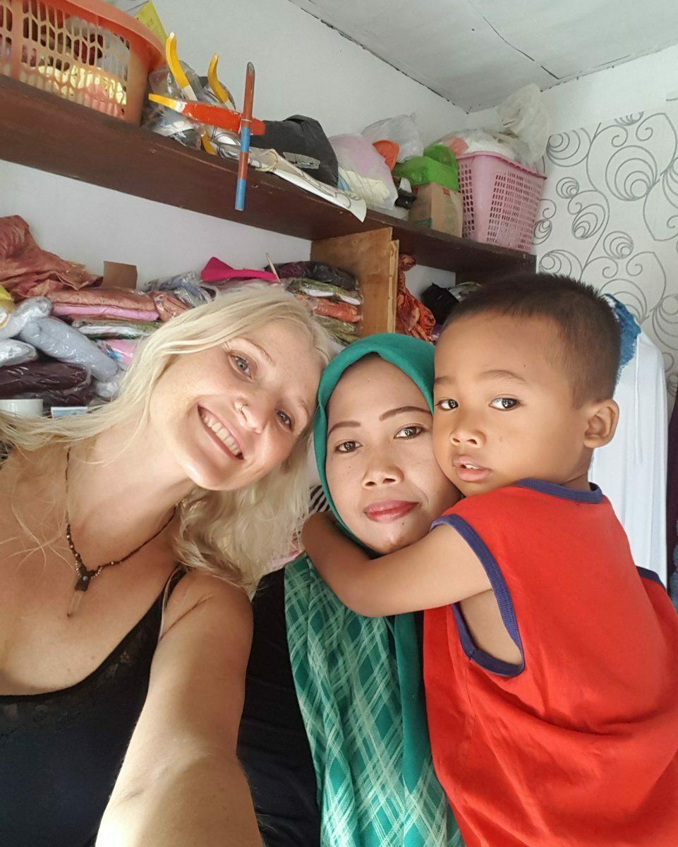 Weltentänzer Behind the Scenes in Bali