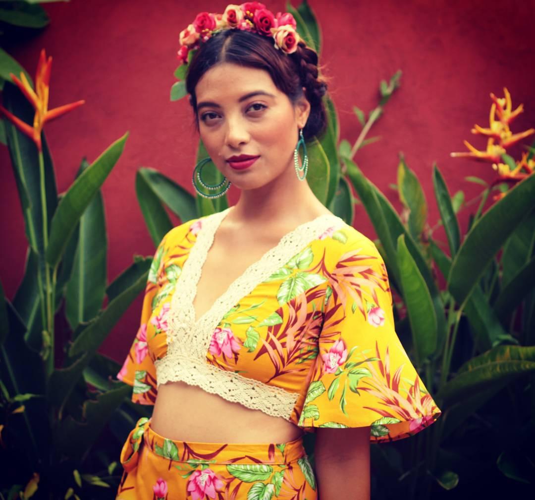 Style Inspo Frida Kahlo