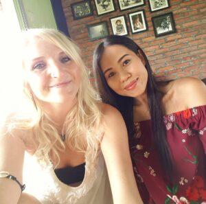 Baligirls at Work
