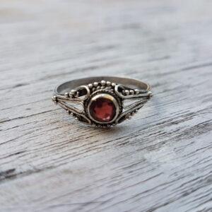 Boho Silver Ring 925 Silber Boho Silver Jewelry
