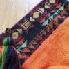 Weiche Festival Tasche Umhängetasche Damen Azteken Muster