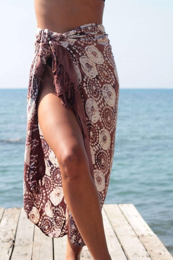 Beach Wrap Skirt Beach cover