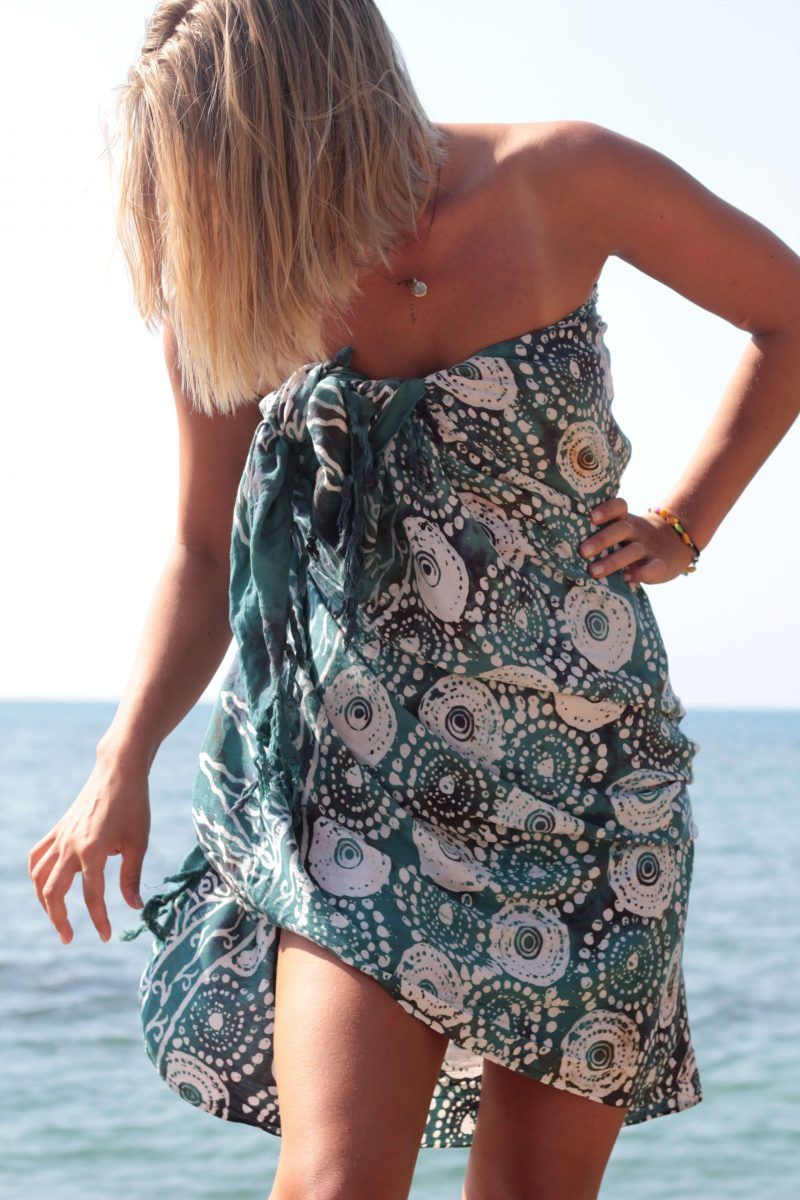 Beach Dress Beach Cover Resort Wear