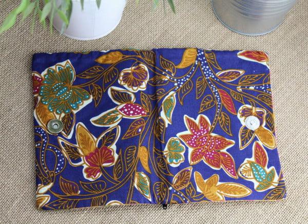 Schmucktasche Baumwolle Amed Bali Batik