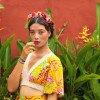 Frida Aurora Top Yellow