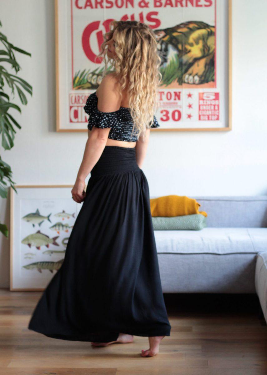 Boho Gypsy Ibiza Outfit