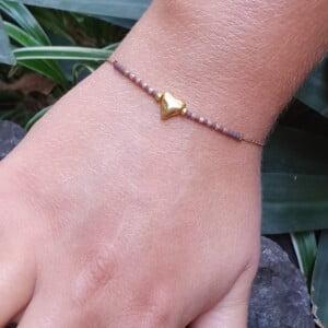 Liebesbeweis Armband Geschenk Freundin Valentins Tag