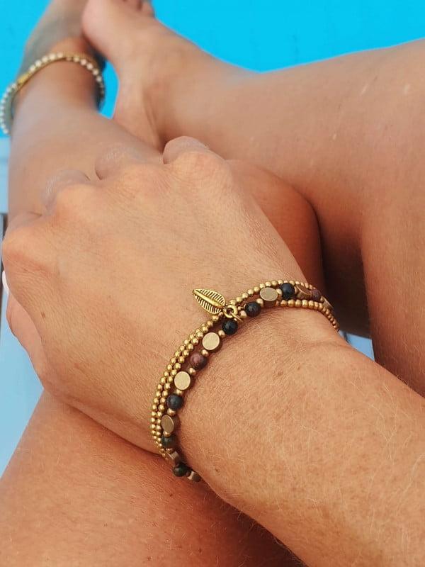 Boho Armband Chic Hippie Schmuck Armband