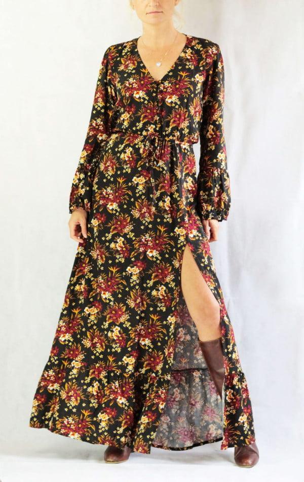Boho Kleid Lang Boho Kleider Damen Onlineshop Deutschkand
