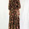 Midikleid Gypsy Boho Style Ibiza Chic Kleidung Online