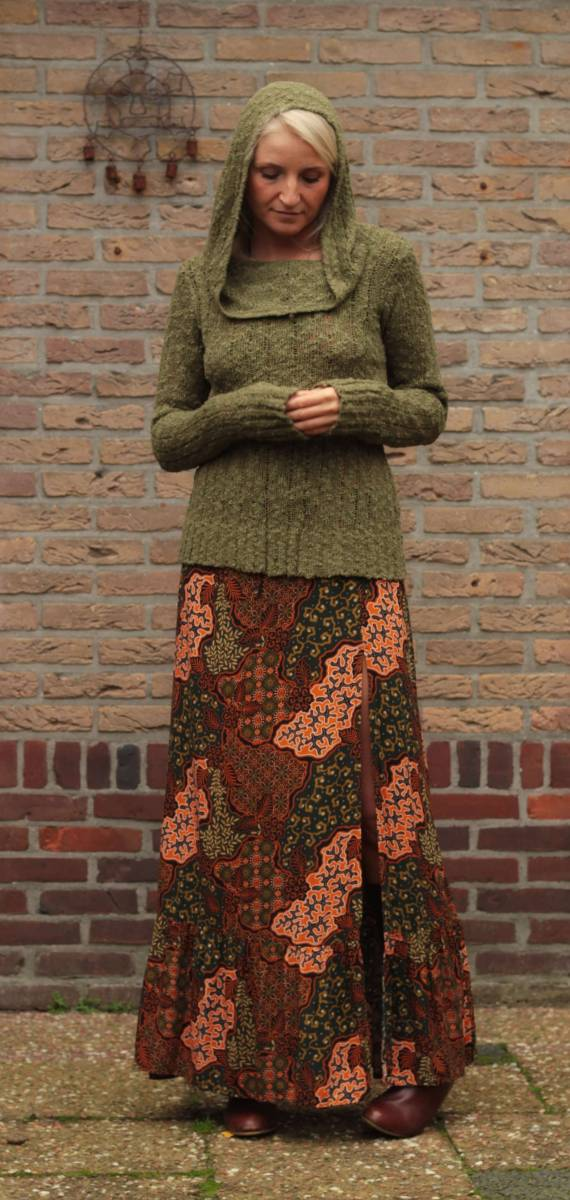 Boho Style herbst Winter - Herbstfarben Outfit