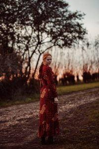 Boho Style Herbst Winter Kollektion