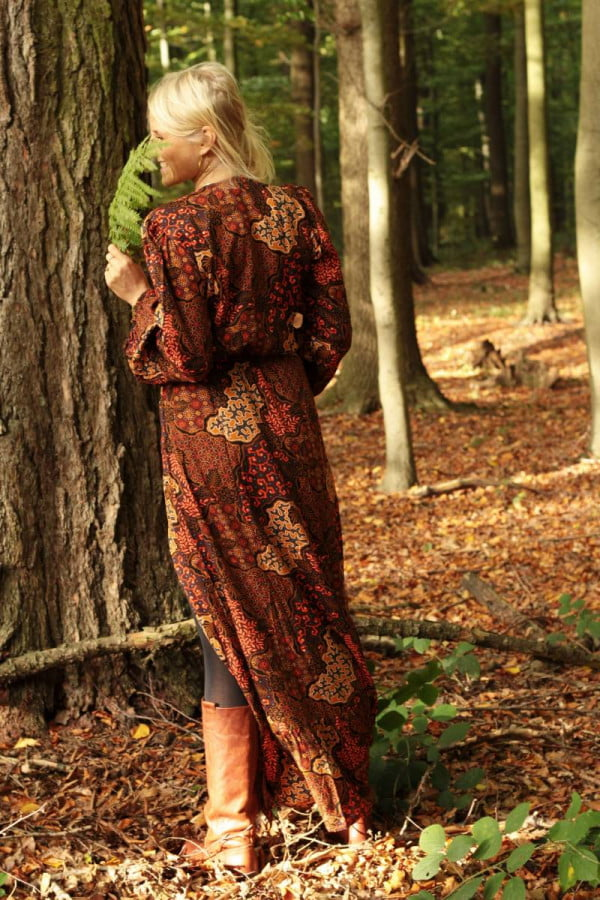 Gypsy Kleid Bohemian Style Ibiza