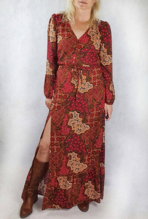 Hippie Maxi Kleid Ibiza Kleid