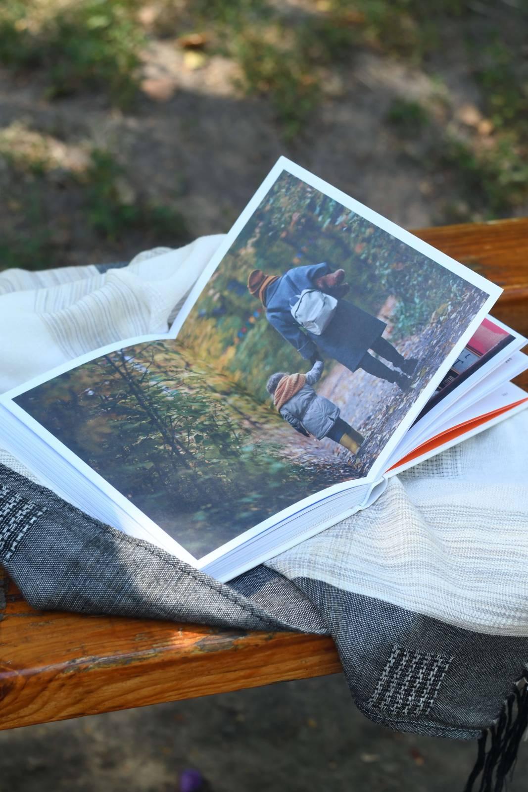 Fotobuch verschenken zu Weihnachten