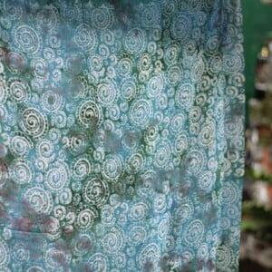 Sommer Schal Hippie Style Batik