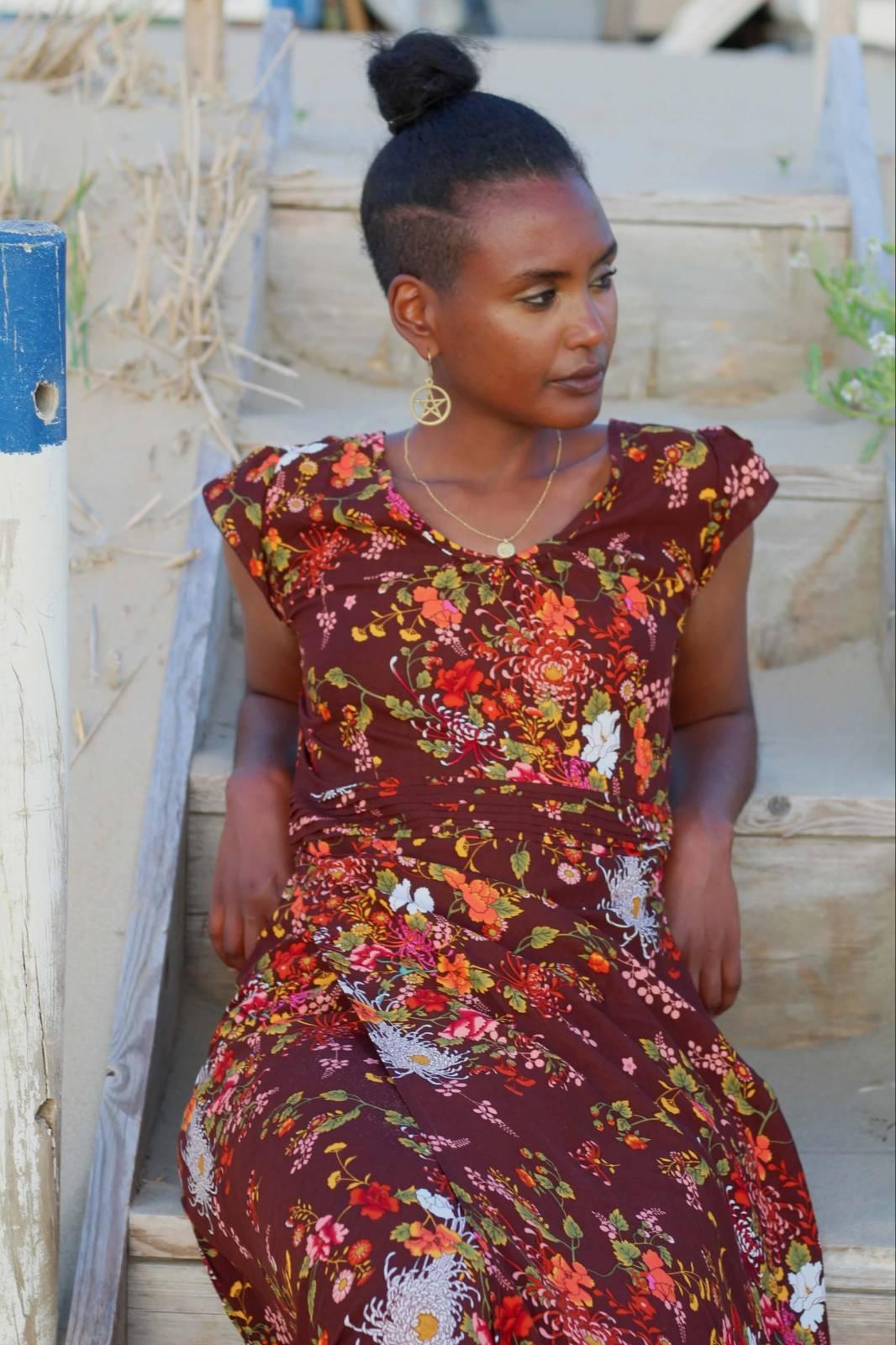 Boho Style Kleid für den Sommer