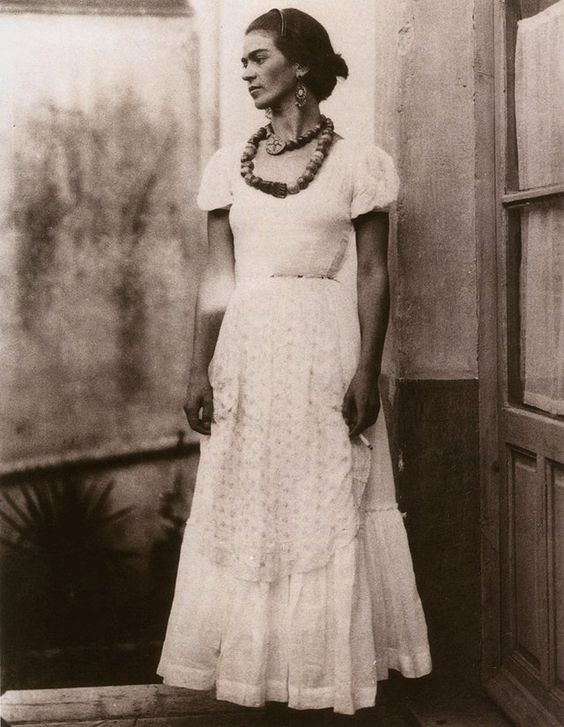 Frida Kahlo Boho Style