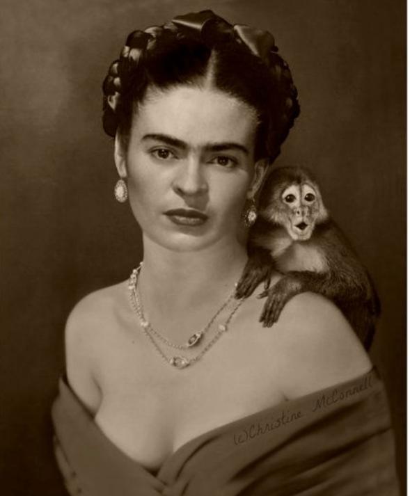 Frida Kahlo Photography