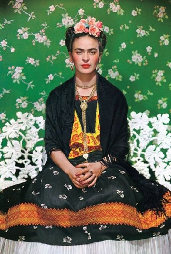 Frida Kahlo Vogue Magazin
