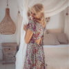 Rückenfreies Kleid Sommerkleid Kurz