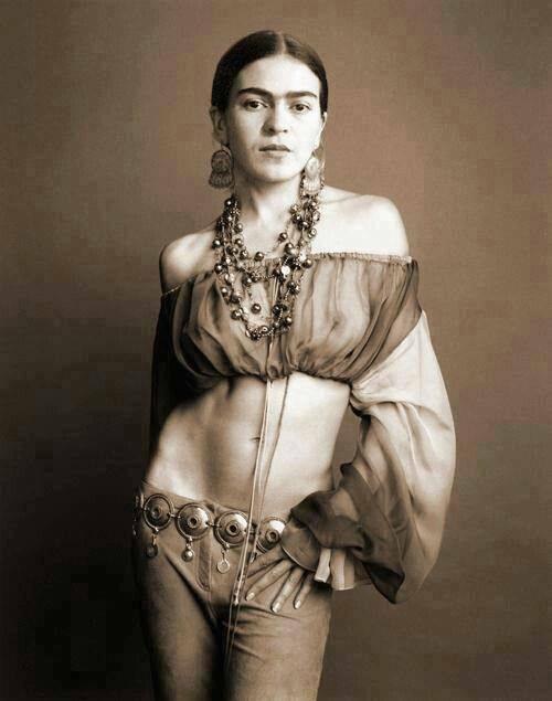 Frida Kahlo Jung