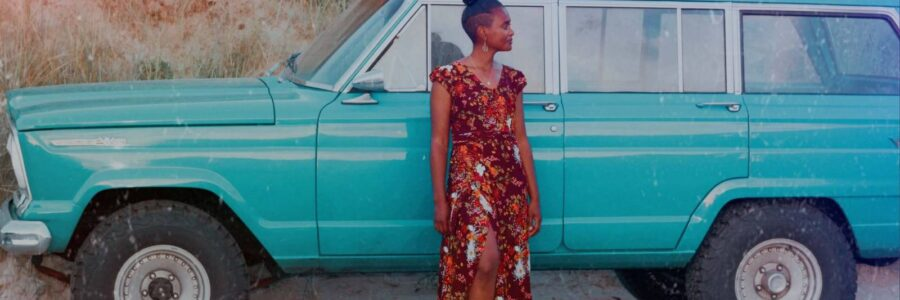 Boho Style Kleid