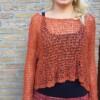 Hippie Pullover Rost