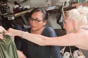 Weltentänzer Berlin Behind the Scenes Fair Fashion Label Handmade with Love in Bali