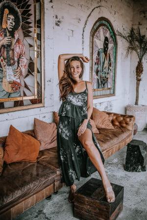 Batik Muster - Die Tie Dye Mode ist kein Trend Nein, der Batik Retro Look der 70er-Jahre ist eher ein Lifestyle